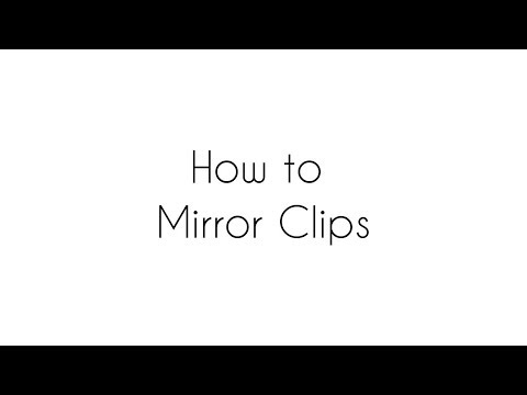 how to mirror photos for edits||cute cut pro