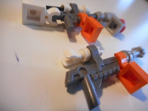 How To: Lego Modulus Nerf Guns
