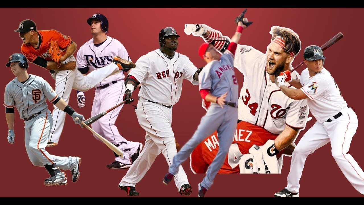 MLB Greatest Moments This Decade [2010-2019]