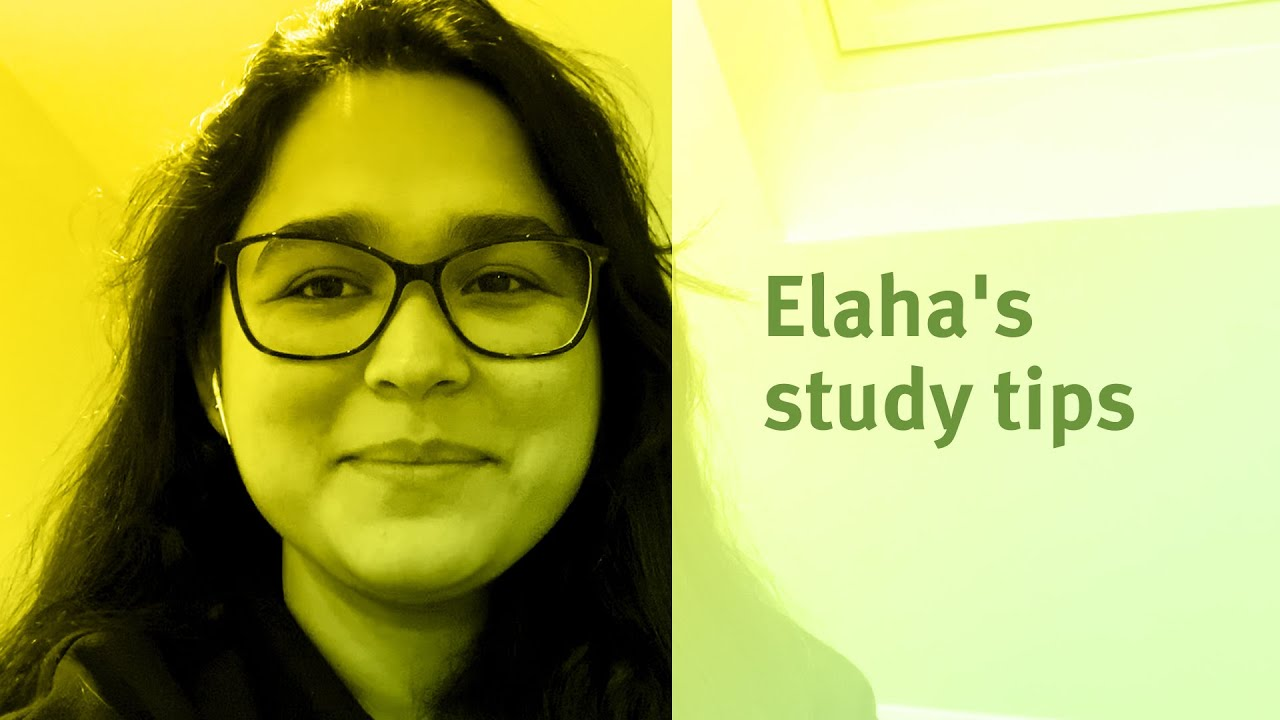Elaha Sayfi's tips for studying at City, University of London