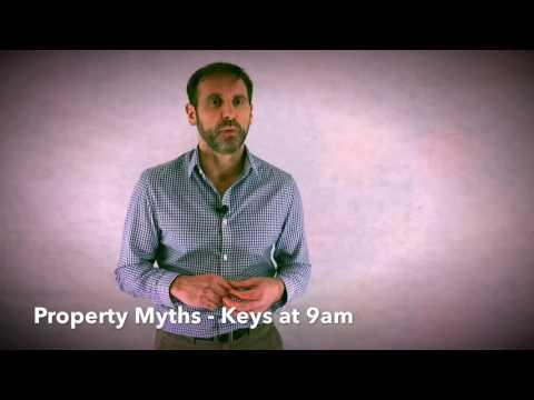 Property Myths - Keys at 9am