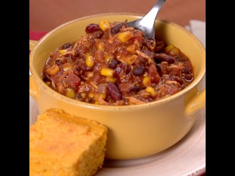 Crock-Pot Taco Chili