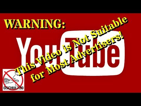 Vlog: This Video is Not Suitable for Most Advertisers ~Demonitized!~