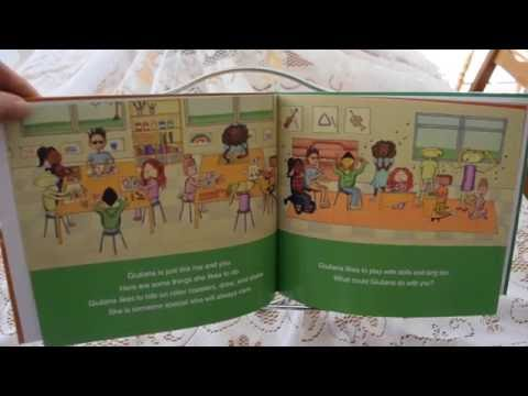 Someone Special Book Explains ADHD To Children