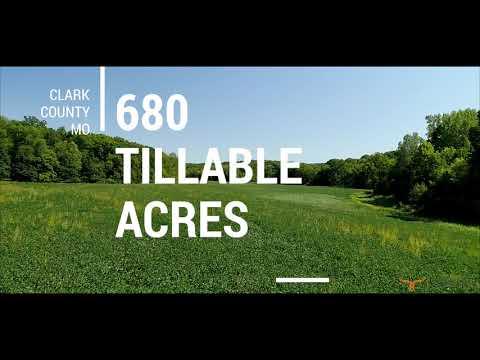 Missouri Farm with Income for Sale in Clark County, MO
