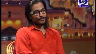 KUNAAL VERMAA LIVE INTERVIEW I DHARTI DHORA RI I DOORDARSHAN I AUG 2014
