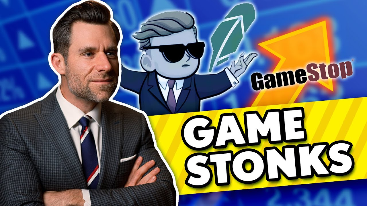 Illegal Trading on GameStop? or WallStreetBets: The Stonkening