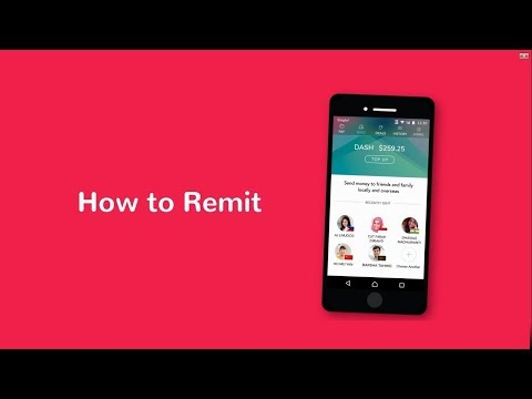 Remit and top up with Singtel Dash!