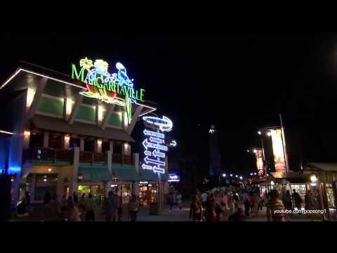 Universal Orlando CityWalk Tour at Night - Universal Orlando Resort