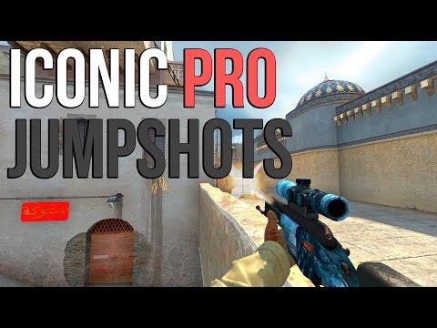 CS:GO - Iconic Pro Jumpshots