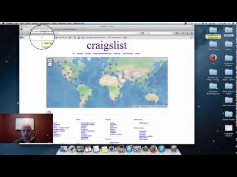 How to set up a CraigsList account and post your first ad