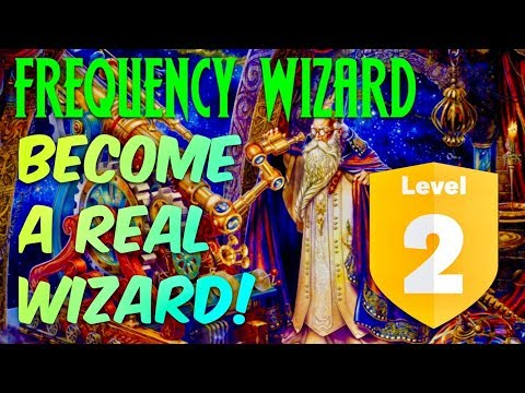 ⚡️BECOME A REAL WIZARD! LEVEL 2  GET WIZARD POWERS! SUBLIMINAL AFFIRMATIONS MEDITATION FREQUENCY