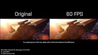 Star Wars Episode III: Invisible Hand vs Guarlara 30FPS vs