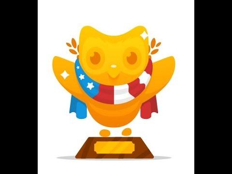 English with Duolingo