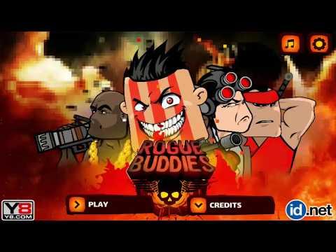 Rogue Buddies / 3D Platform HTML5 Games / / Browser Flash Games / Gameplay Video