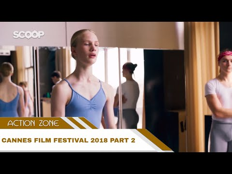 Cannes Film Festival 2018 Part 2 - Making the Movies