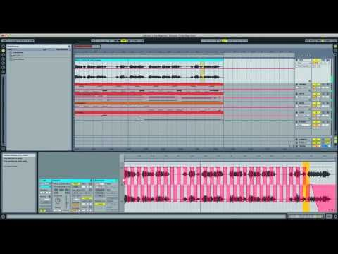 Ableton Live Tutorial - How to Manipulate Vocal Samples
