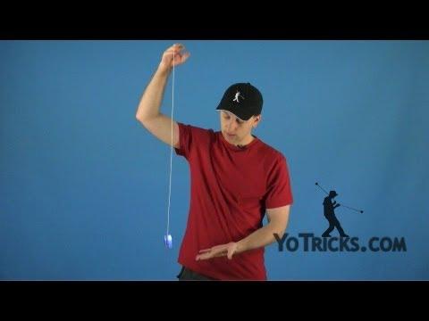 Learn to Throw a Yoyo - the Sleeper Yoyo Trick