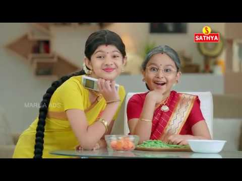 MARLIA ADS - SATHYA PANASONIC EMI OFFER | 30 SEC | HD | 2018