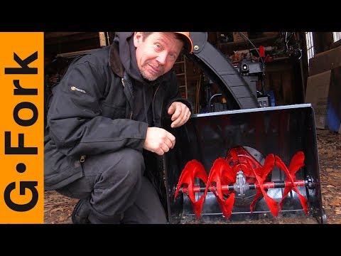 Want To Throw Wet Snow 20 Feet? | Troy Bilt Snow Blowers | GardenFork