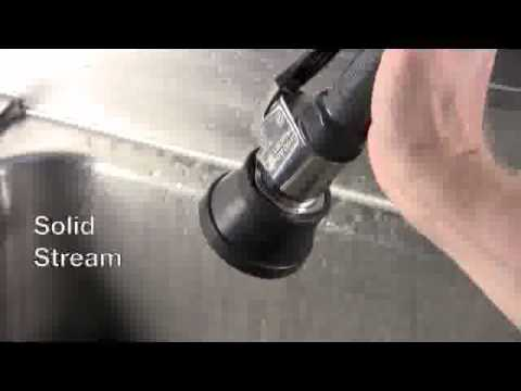 Chicago Faucets Triple Force™ Pre-Rinse Valve Spray