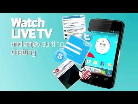 Vodacom V875 Smartphone