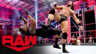 Drew McIntyre vs. MVP: Raw, June 1, 2020