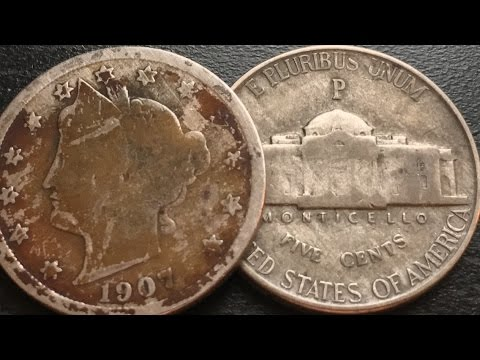 Best Nickel Roll Ever! V Nickel & Silver Wartime! Coin Roll Hunting! Crazy Awesome!