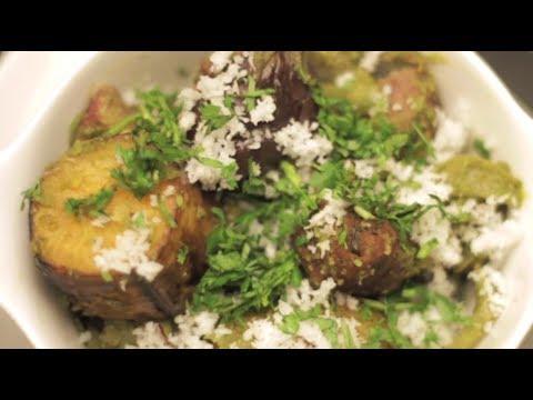 Undhiyu – How to Make Undhiyu Recipe – Undhiyo Recipe