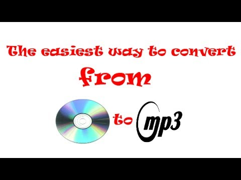 The easiest way to convert from CD to Mp3 from  cda to mp3