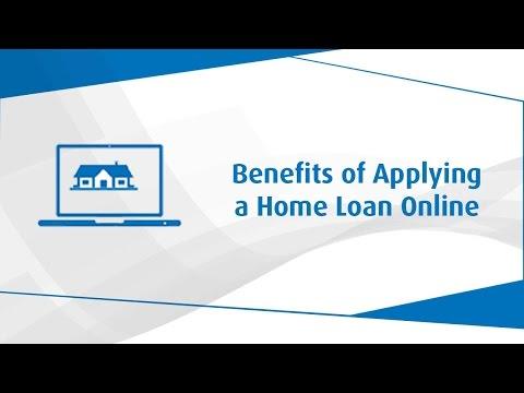 Benefits of Applying a Home Loan Online | Bajaj Finserv
