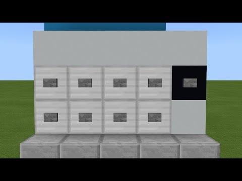 Minecraft PE SMALLEST Button Combination Lock (PE/Xbox/Windows10/Switch)