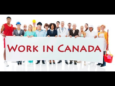 How To Get Canada Work Permit | Canada Work Visa