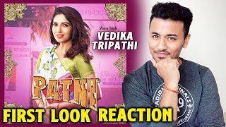 Pati Patni Aur Woh Bhumi Pednekar First Look Reaction | Review