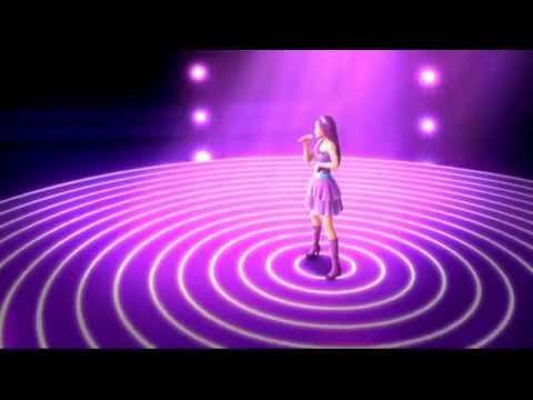 Barbie The Princess and The Popstar - Here I Am(English) - Official MV