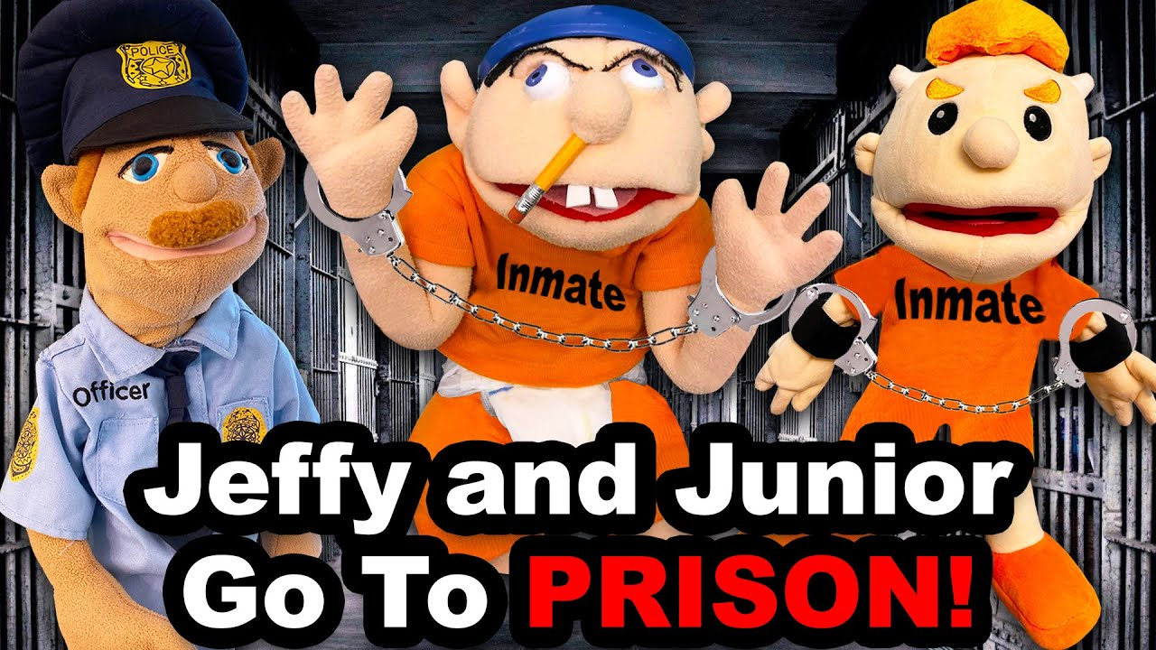 SML Movie: Jeffy and Junior Go To Prison!