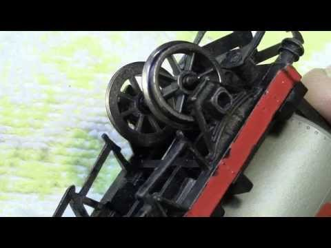 Replacing/Changing The Wheels On Your Older Rolling Stock, Locomotives & Trains. Hornby Triang etc.