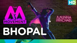The M Movement | Tiger Shroff flags it off for Bhopal!