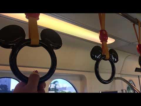 Disneyland Train at Tokyo Disney Resort