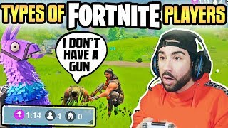 TOP Things New Fortnite Players Say