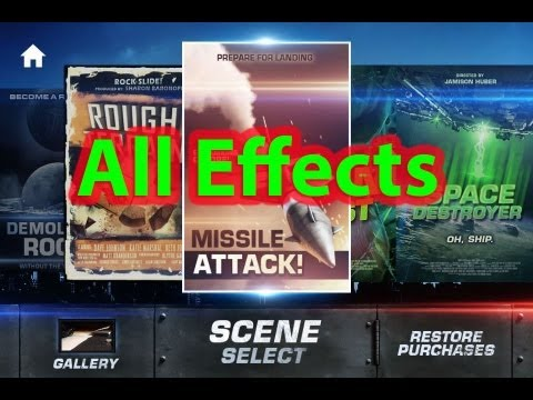 Action Movie FX All Effects 2013 *HD*
