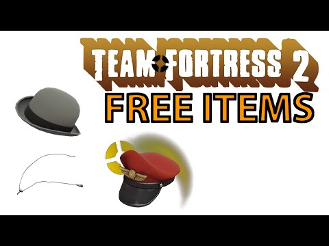 HOW TO GET FREE TF2 ITEMS - NO DOWNLOADS - NO HACKS - UPDATED 2017