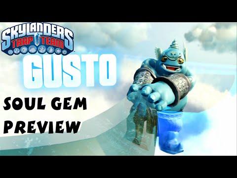 Gusto Soul Gem and Location - Skylanders Trap Team 1080P