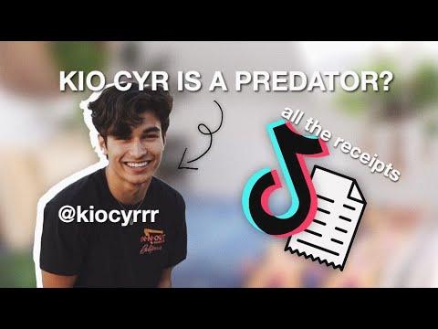 Xxx Mp4 Kio Cyr Is A PREDATOR Kiocyrrr Amp Underage Girls 3gp Sex