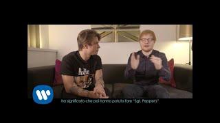 #WarnerSquad - Ed Sheeran interviewed by Benji (Benji & Fede)
