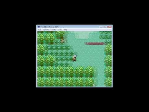 Pokemon Emerald - How to get Entei, Raikou  and Jirachi (Vba 386)