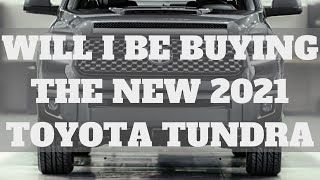 Download 2021 Toyota Tundra - I'm Getting One If... Video