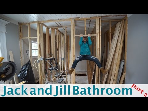 Jack and Jill Bathroom (Part 2)