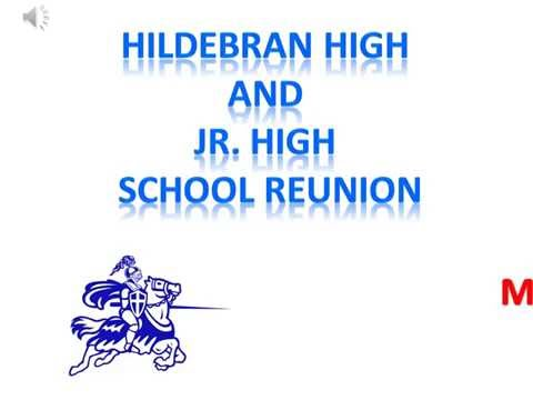 2016 Hildebran Reunion Sponsors