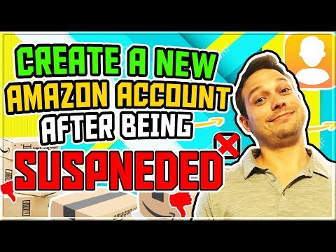 How To Create a BRAND NEW Amazon Account After Suspension - Start Selling on Amazon Again FAST!